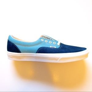 Vans Era Men Size 12 Retro Sport Gibraltar Blue